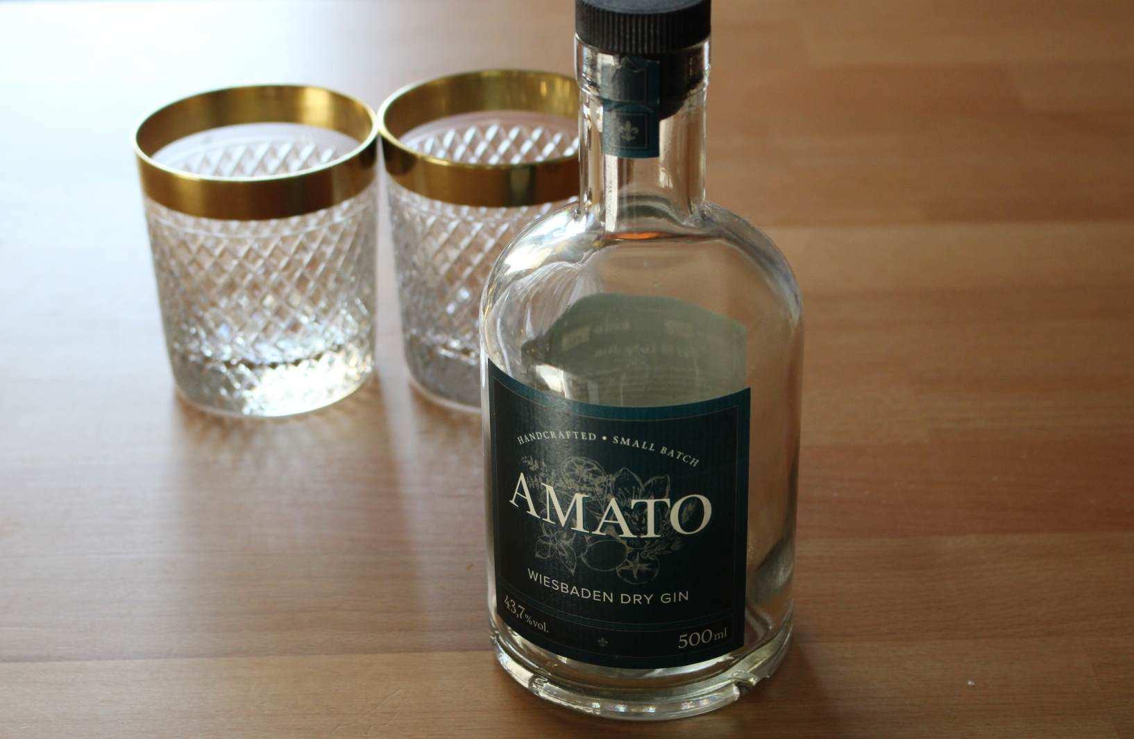 Amato Gin aus Wiesbaden