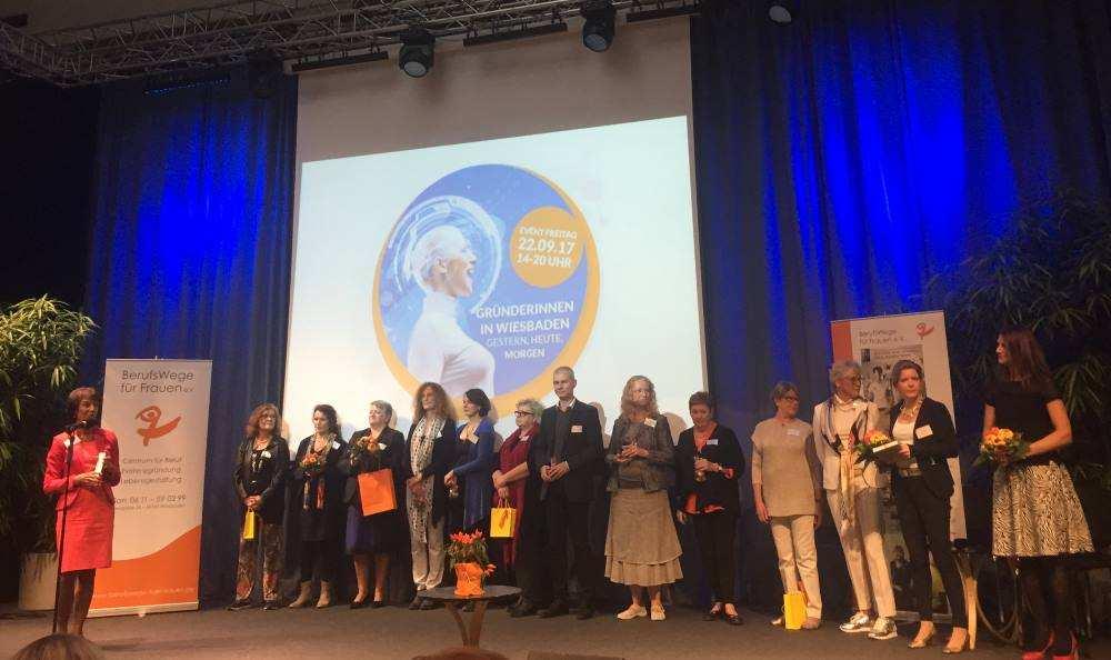 Berufswege für Frauen Wiesbaden