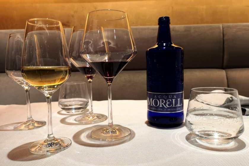 Morelli im Restaurant Carmelo Greco Frankfurt