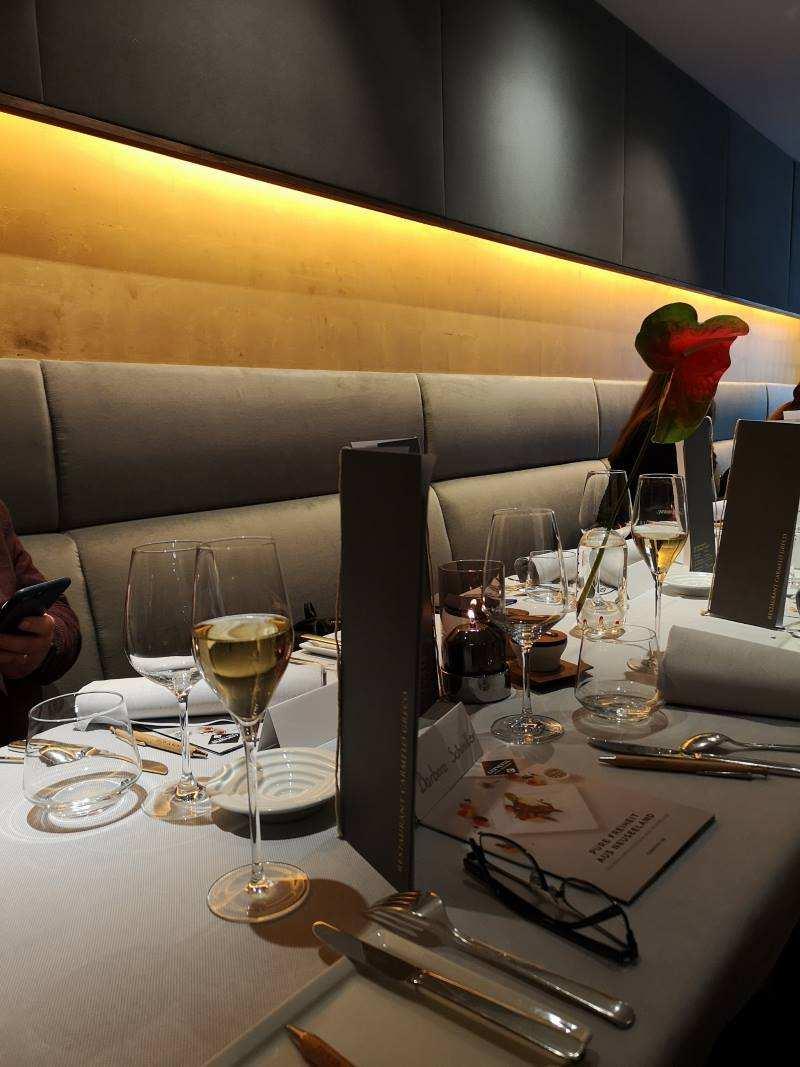Restaurant Carmelo Greco Innenraum