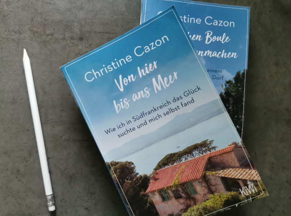 Bücher von Christine Cazon Autorin