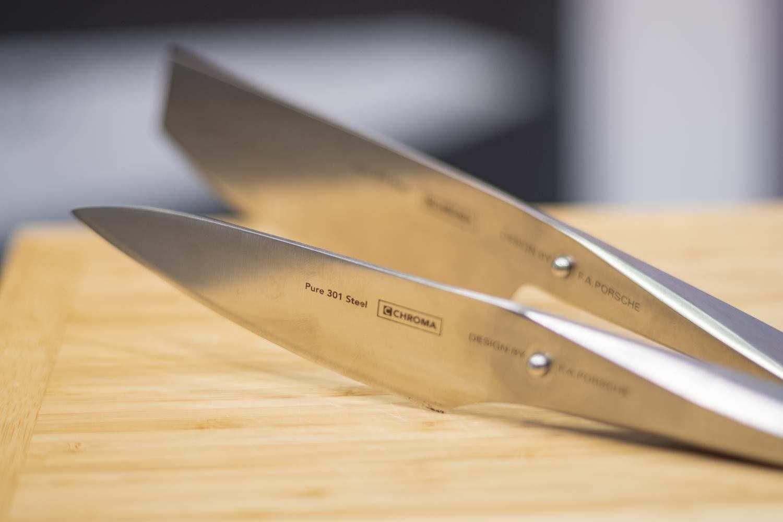 Chroma Messer mit Mirko Reh auf der Ambiente