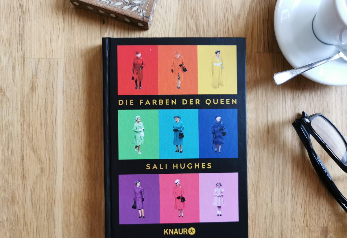 Die Farben der Queen, ein Buch von Sali Hughes