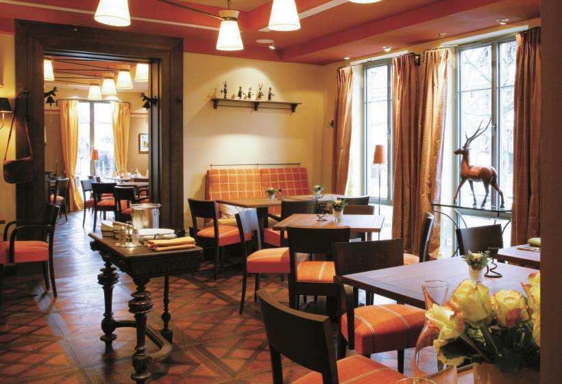 Restaurant Sonne Stuben Innenansicht