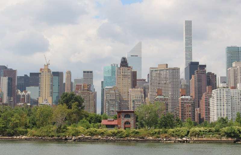 East River Manhattan