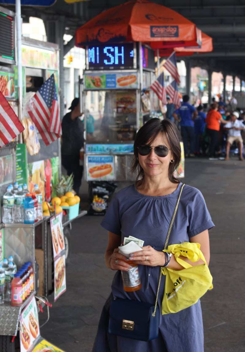 Staten Island Ferry at NYC