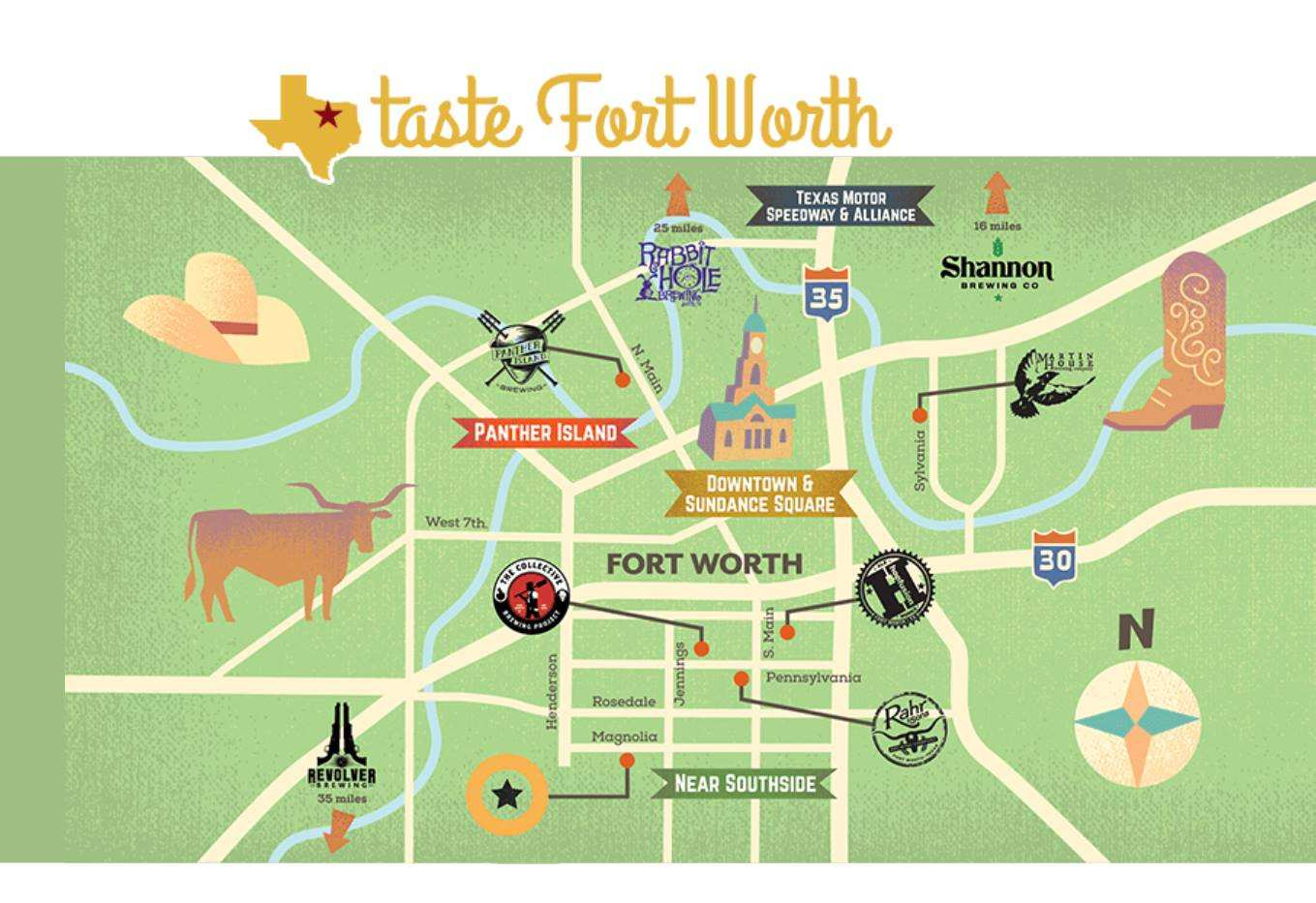 Fort Worth Trail Ale