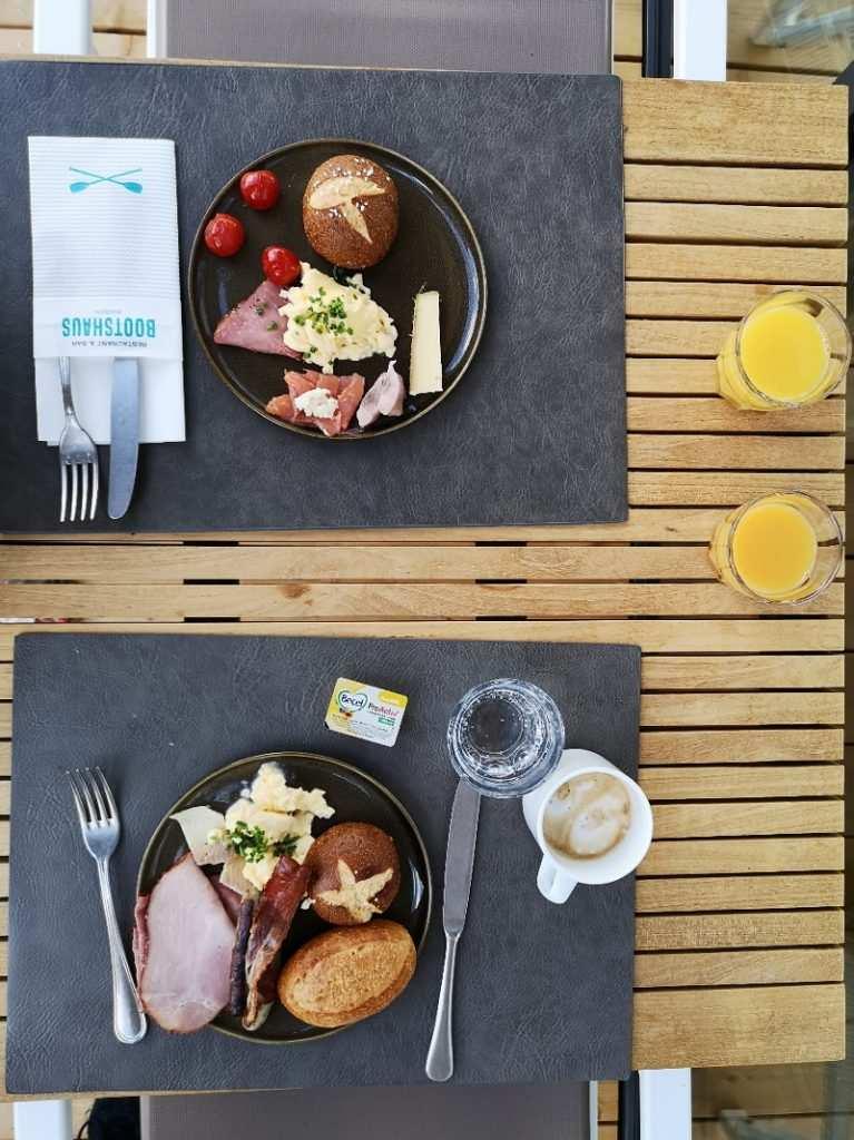 Frühstück Hotel Papa Rhein Bingen
