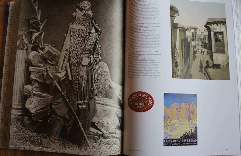The Grand Tour Taschenverlag-Buch innen