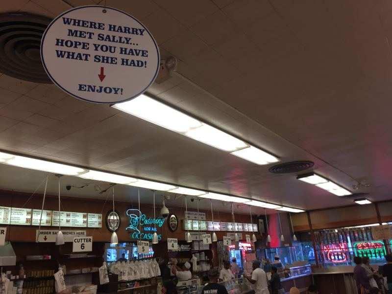 Harry-Sally-Drehort Katz Diner