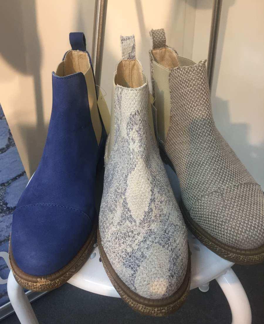 Nachhaltig produzierte Schuhe - voll schick!chick