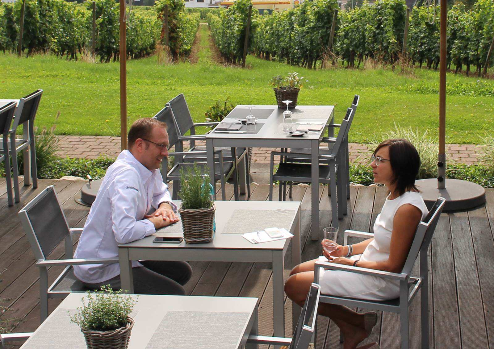 Interview mit Spitzenkoch Nils Henkel