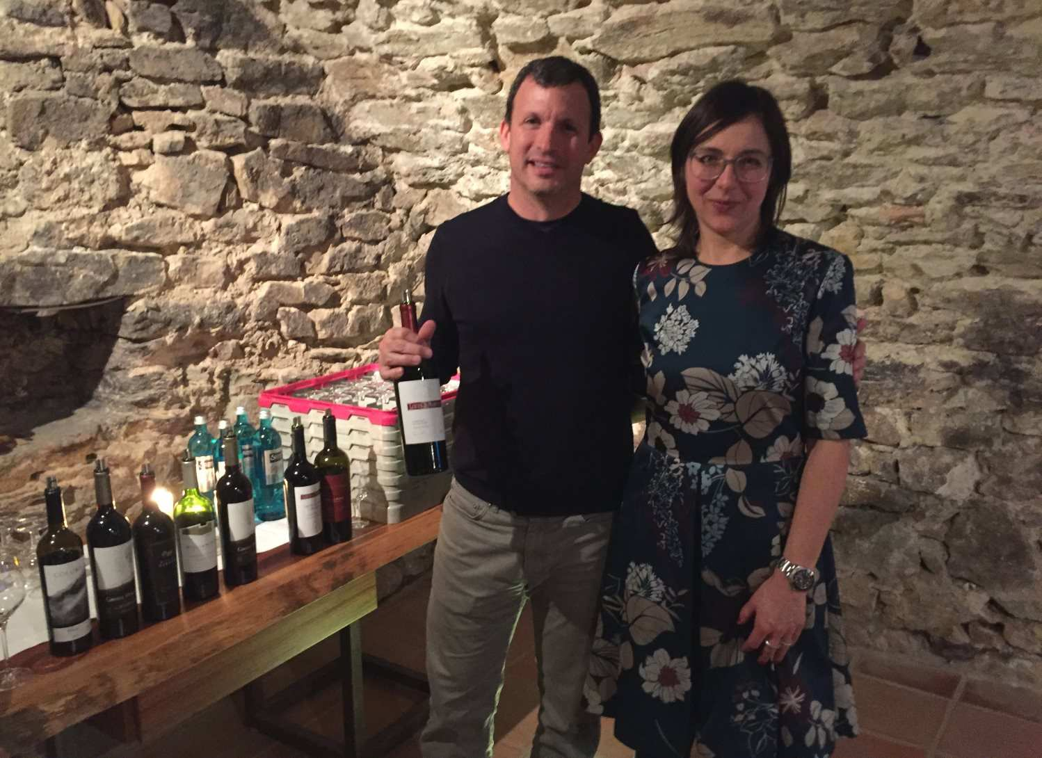 Interview Gallo Wines mit Farbenfreundin