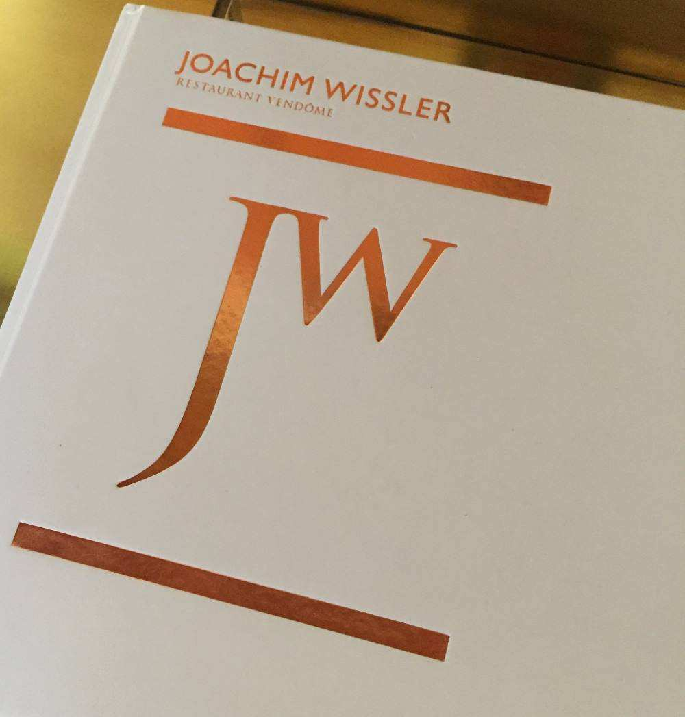 Joachim Wissler, Vendome