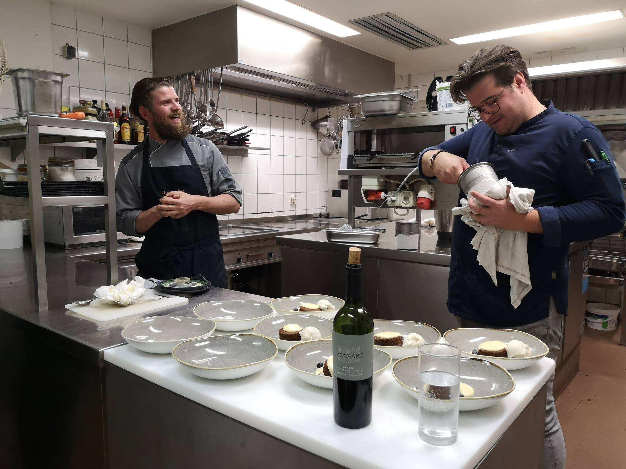 Küchenchefs im Espenhof