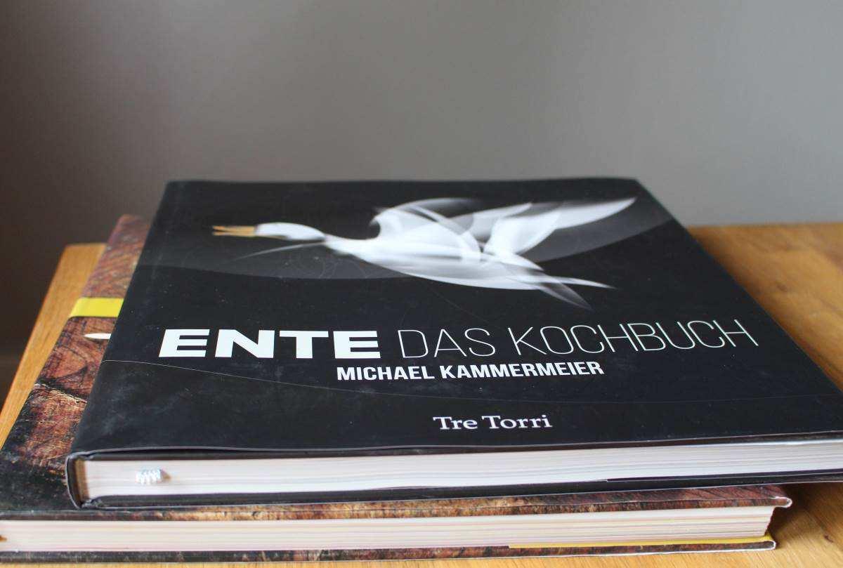 Kochbuch Ente von Michael Kammermeier vom Restaurant Ente