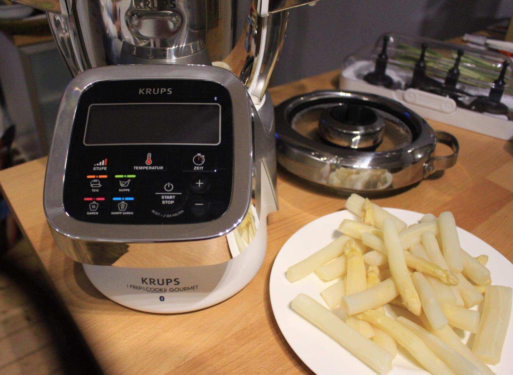 Küchenhilfe Mit Bluetooth Und Instagram Account