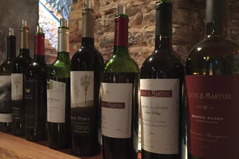 LMMartini Wines