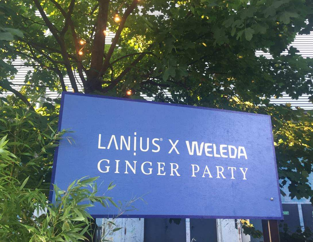 Lanius X Weleda