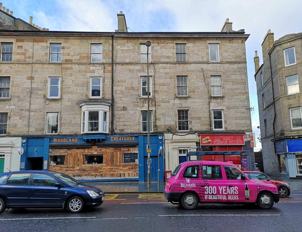 Leithwalk Edinburgh