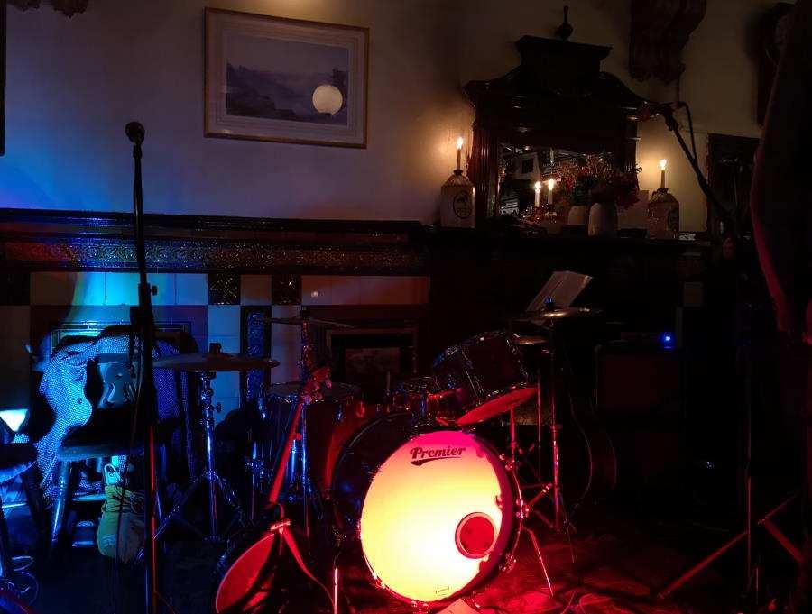 Barony Pub Edinburgh