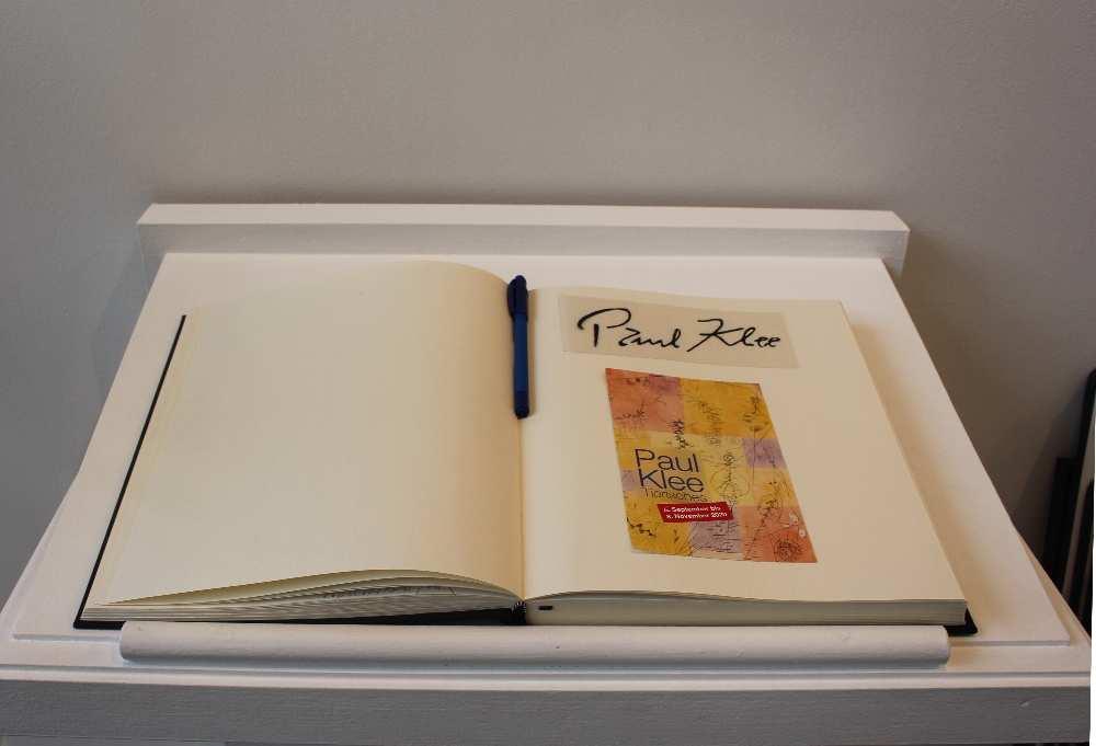 Paul Klee Ausstellung in Ingelheim