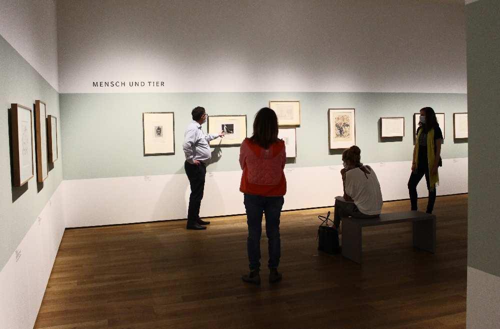Paul Klee Ausstellung Ingelheim