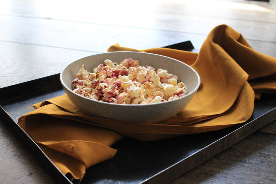 Popcorn Spicy food photo