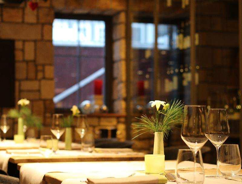 Restaurant Philipp Soldan Innenraum