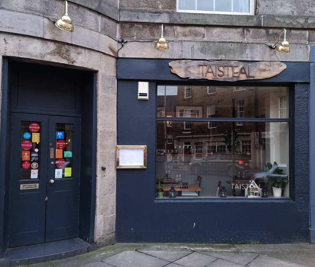 Fine Dining in Edinburgh