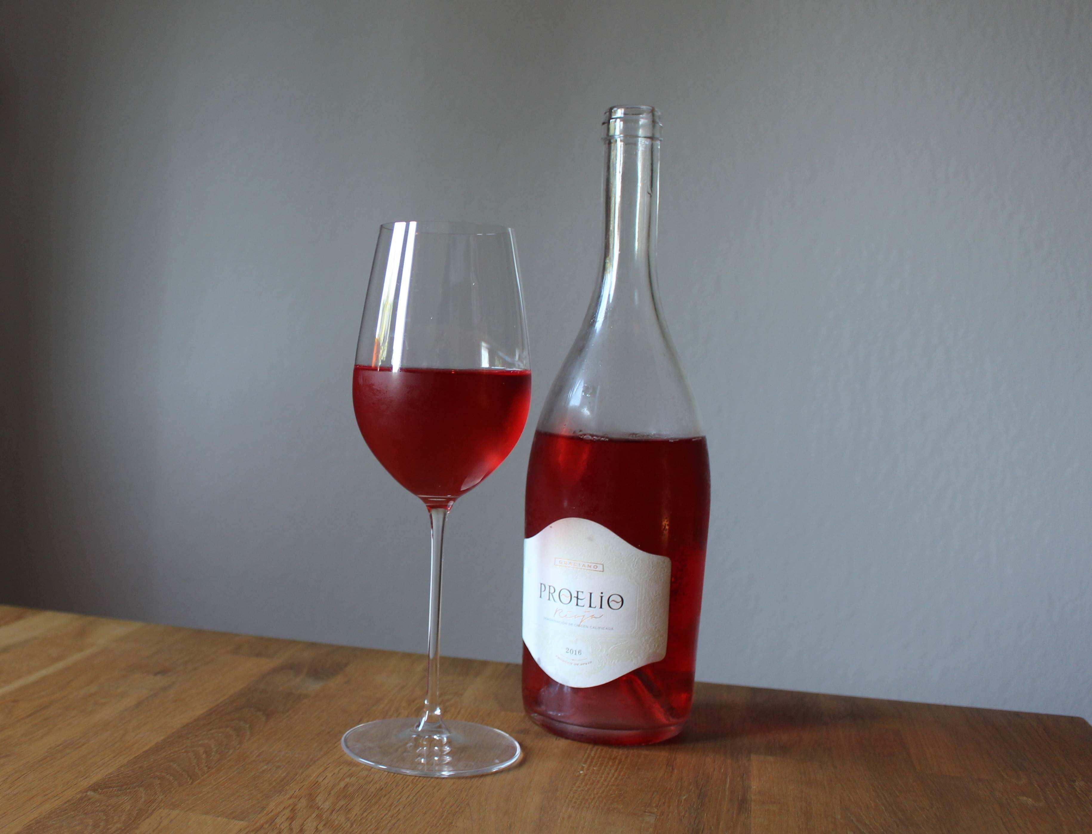 Rioja Weine sind großartige Begleiter für die leichte Küche