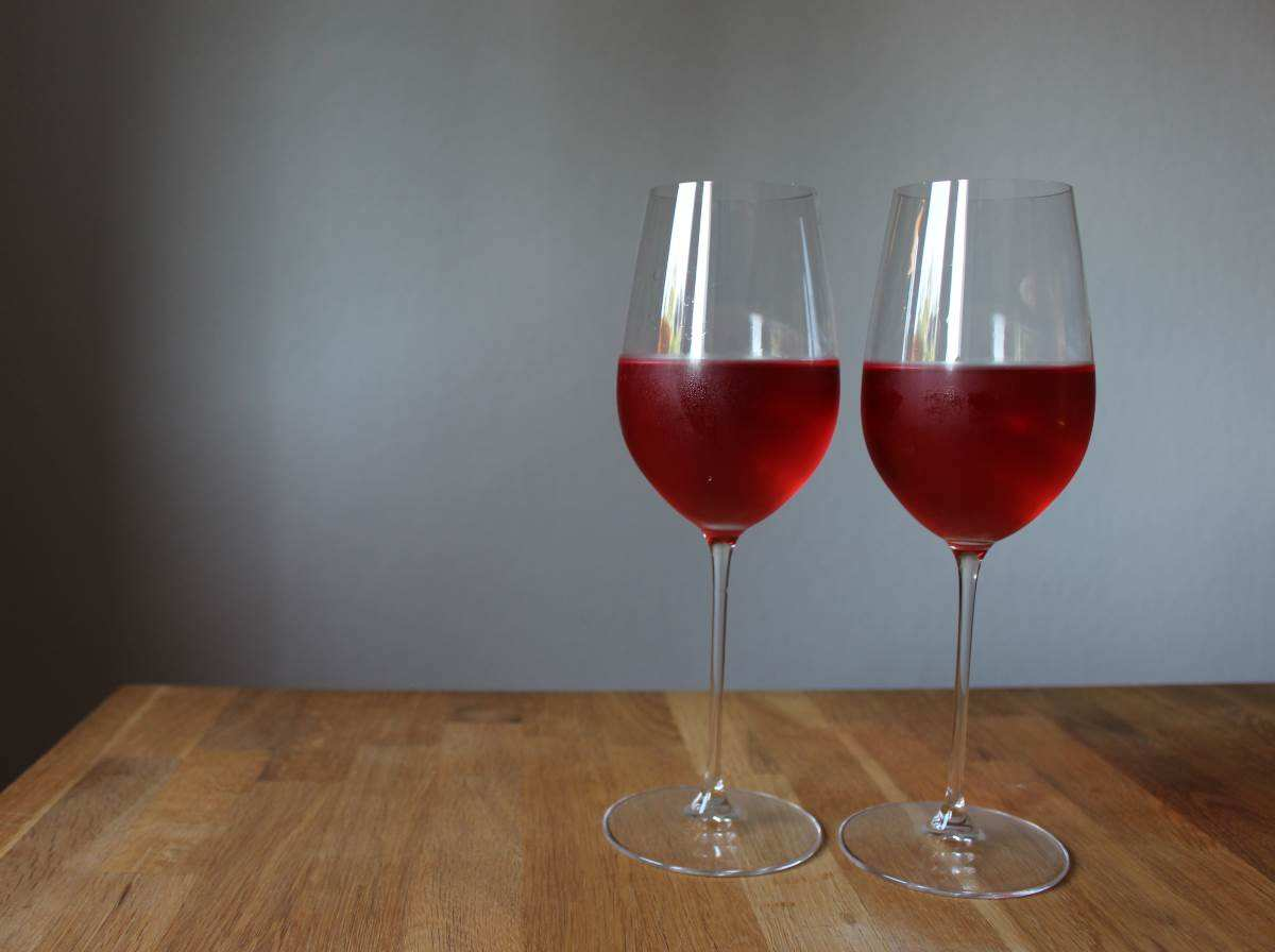 Rosé Wein Rioja Rosado
