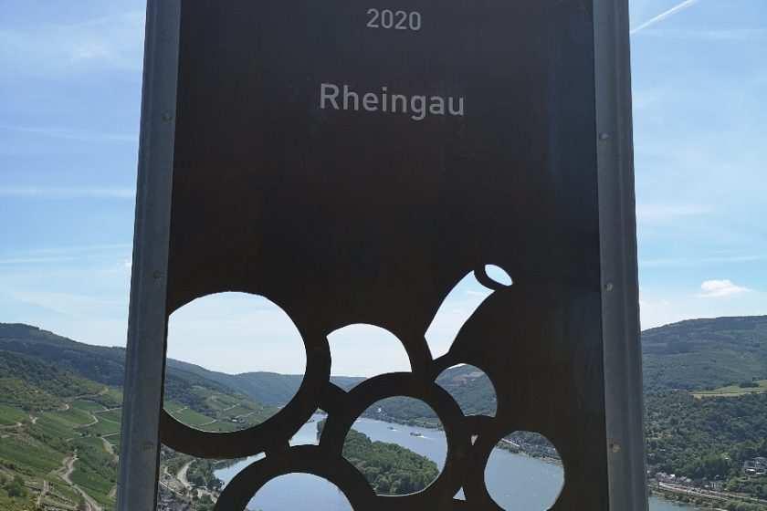 Schönste Weitsicht 2020 Rheingau