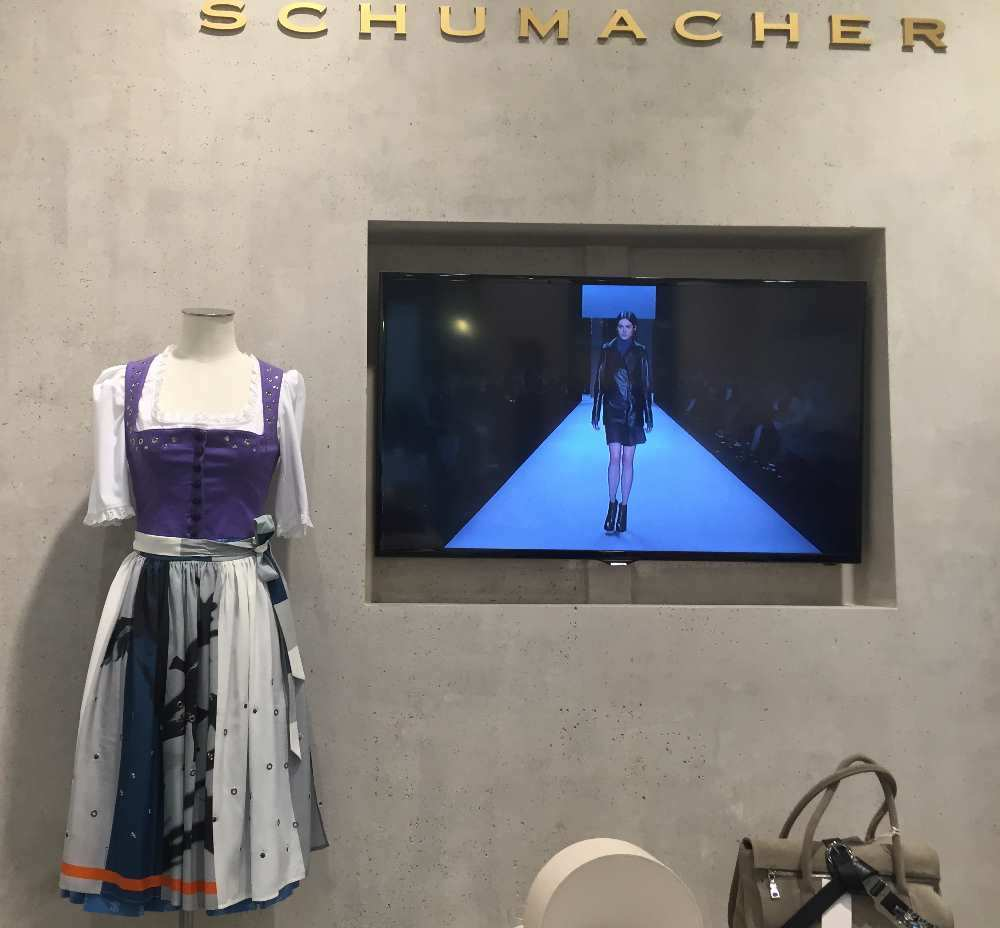 Schumacher Dirndl