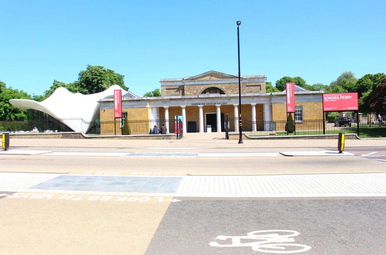 Serpentine Gallery London Hyde Park