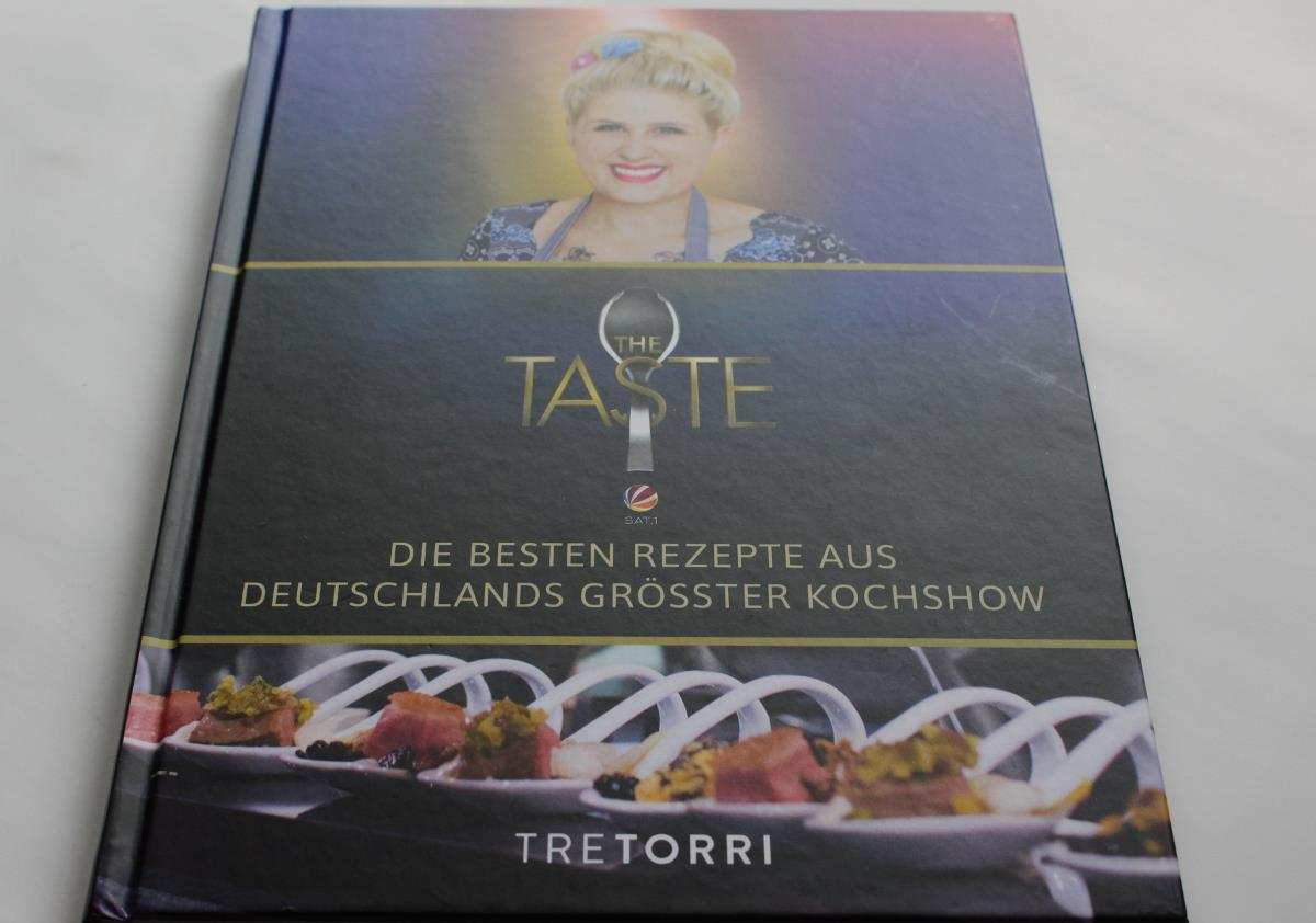 The Taste_Lisa Kochbuch