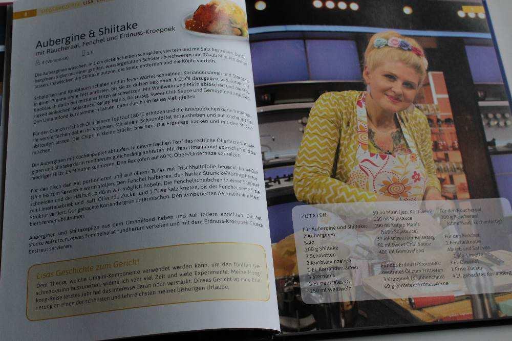 The Taste_Lisa Kochbuch
