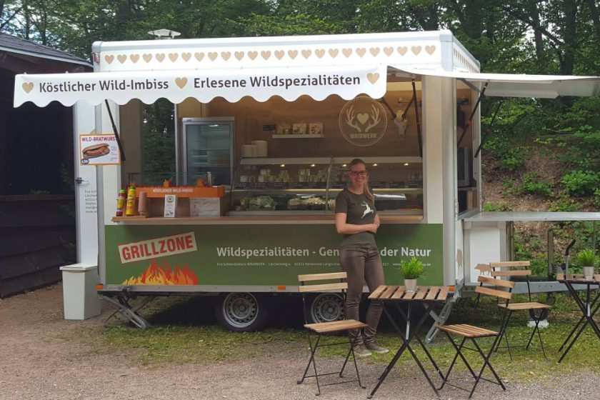 Eva Schiendzielorz WAIDWERK Wildspezialitäten