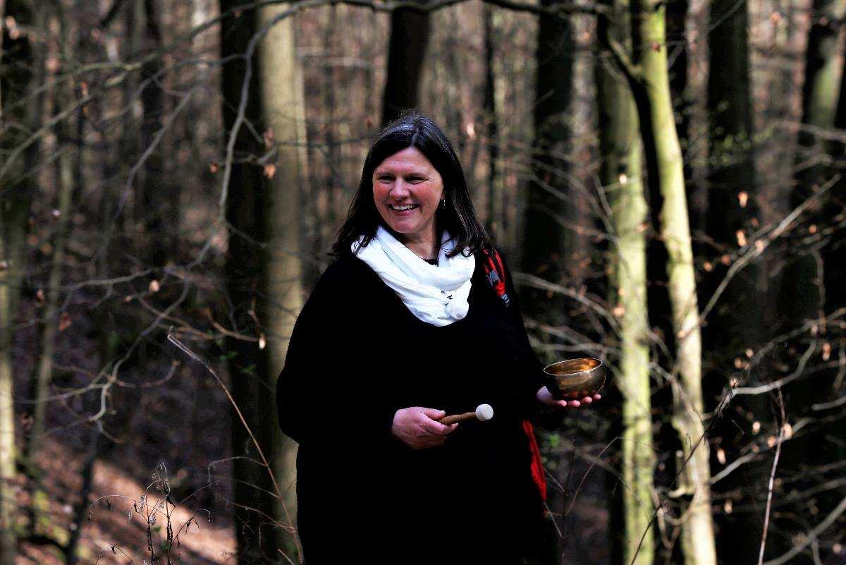 Annette Bernjus, Waldbaden Coach im Rhein-Main-Gebiet