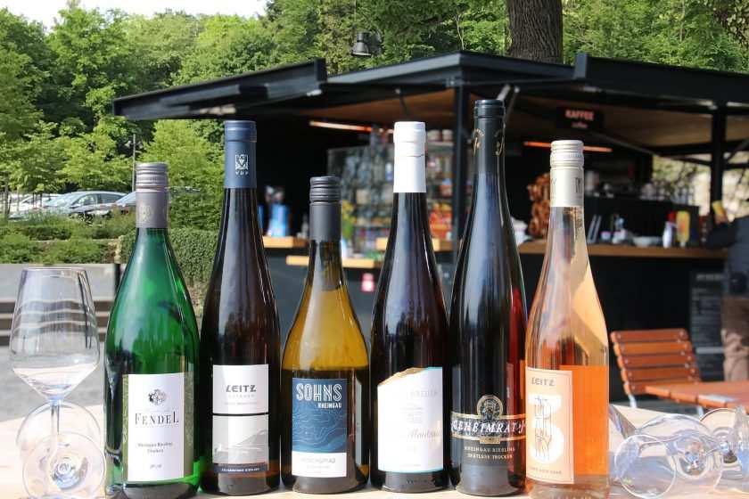Weinprobierstand Am Niederwald