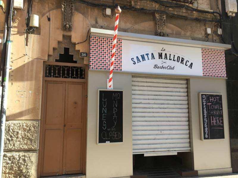 Ladengeschäft Mallorca